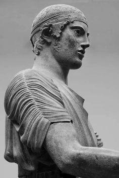 Ancient Greek Bronze Museum Statue Replica Geometric Era Horse Collectable 126