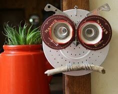 @Lisa Wyckoff Check out this super cute owl!