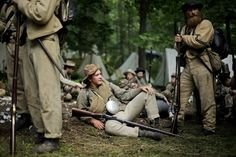 An army of visitors a quarter million strong, including legions of Civil War re-enactors, is converging on Gettysburg, Pa., to mark the 150th anniversary of the nation's bloodiest battle, a three-day clash that helped turn the tide of the war.