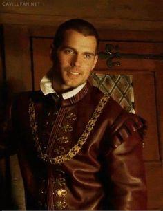 Henry Cavill The Tudors