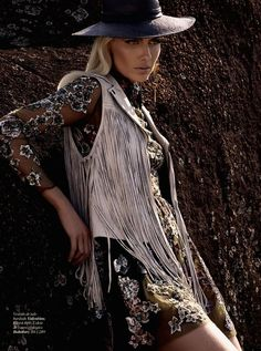 country chique: ana claudia michels by nicole heiniger for marie claire brazil october 2014 (via Bloglovin.com )