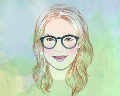 Fashion Illustration by Erica Sharp