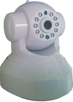 Camera IP Wifi Quan Sát ip9505 - NetCam - Trắng
