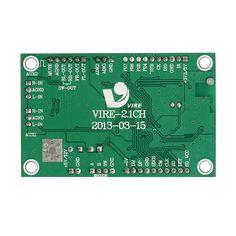5.1 surround sound circuit board VIRE-2.1CH