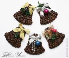 изделия из кофейных зерен своими руками фото.