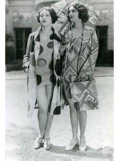 Fashions by Sonia Delaunay