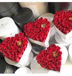 One of the unique and special gift for valentine day celebrations. Beautiful Rose Flowers, Red Flowers, Red Roses, Flower Box Gift, Flower Boxes, Bouquet Box, Preserved Roses, Luxury Flowers, Valentine Gifts