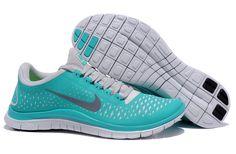 factory price 751bc c7957 Mens Nike Free 3.0 V4 New Green Reflect Silver Pure Platinum Shoes Air  Jordan, Jordan