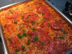 99319132131312413049 Dinner, Breakfast, Ethnic Recipes, Food, Red Peppers, Breakfast Cafe, Suppers, Essen, Yemek