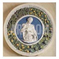 Andrea Della Robbia - Allegoria della Temperanza - Musée de la Renaissance à Ecouen