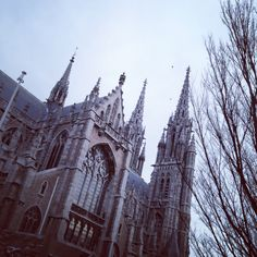 Nothing like high gothic
