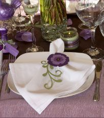 Framed Table Numbers or Place Cards This is an idea that is so ...