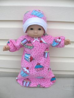 Doll Clothes 15 Inch Bitty Baby or Bitty by roseysdolltreasures,
