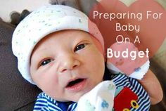 Preparing For Baby On A Budget. These tips will save you so much money!