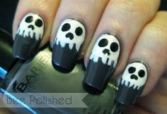 Bee Polished: October 2014 -- Spooky Days