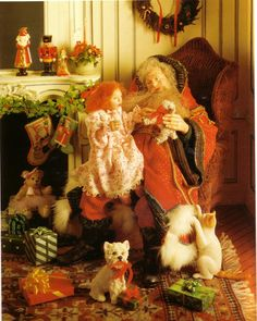 Maisons de poupées Ingeborg Riesser