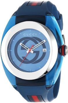 Gucci SYNC Watch http://www.amazon.com/dp/B00C85BE14/?tag=pinterest0e50-20