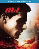 Mission: Impossible [Blu-ray] [Collectible Metal Packaging] [1996]