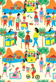 Jana Glatt : : Illustrator and graphic designer