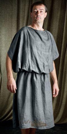 Tunic Roman short