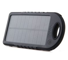 A Solar Power Bank Charger is a great cell phone charger that uses solar energy to charger your phone. We supply solar chargers in South Africa. Portable Phone Charger, Solar Charger, Solar Energy, Solar Power, Brand Innovation, Cool Items, Corporate Gifts, Solar Panels, South Africa