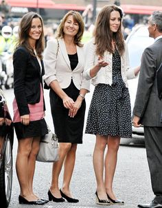 "Contrary to speculation, Kate's mother Carole, 58, and sister Pippa will not be in the delivery room in the Lido Wing as Kate welcomes her first born. ""Buckingham Palace denied rumors that they were going to be in the delivery room with Kate. She very much wants just her husband to be there,"" NBC News reported on Monday, July 22."