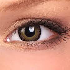 Hazel Eye Contact Lenses