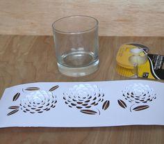 DIY: Dimensional Paper Lantern