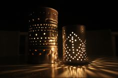 dock decorated with tin can tea lights  www.wingaerchic.com Wedding Details, Tea Lights, Life Is Good, Tin, Good Things, Canning, Mugs, Tableware, Design