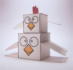 poulettes fait