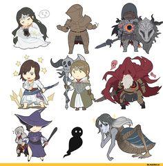 Halflight Spear of the Church,Dark Souls,фэндомы,Slave Knight Gael,Lapp,Ringed Knight,Zulia,alva,shira,Filianore