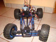 BF20L Vario: Arduino autonomous robot