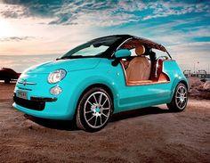 #FIAT500 Beach Buggy @FIATGIRL #PEARLBAEZ