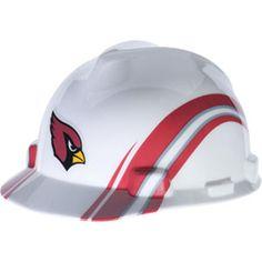 Arizona Cardinals Hard Hat - NFL Licensed Safety Helmet Cardinals Nfl 1740989a93b