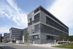 Project: T-Com Administration Building - Lengfeld & Wilisch Architekten BDA