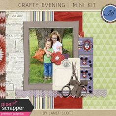 Crafty Evening - Mini Kit