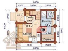 Планировка ПРОЕКТ-243