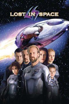 Perdidos no Espaço FI-AV (Filme) (1998) 2 H 10 Min Título Original: Lost in Space D 10/2016 - MN (No Pin it)