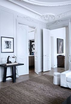 Binnenkijken: Klassiek interieur met moderne kunst - Residence