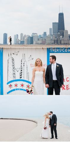 Chicago wedding..not a big city girl..but these pictures are too cool