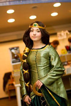 Queen Elinor Brave by ~Re-Aska on deviantART