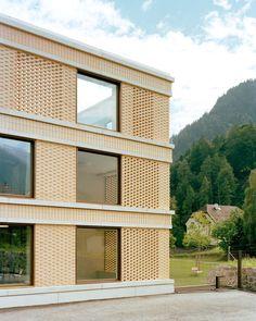 huggenbergerfries Architekten - Clinique psychiatriques pour personnes âgées, Pfäfers (SG), 2001