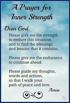 Endurance through tough times.....