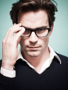 Matt Bomer...HE should be the next Batman or Matthew Clairmont in A Discovery of Witches.  ♥