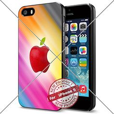Apple iphone Logo iPhone 5 4.0 inch Case Protection Black Rubber Cover Protector ILHAN http://www.amazon.com/dp/B01ABH547U/ref=cm_sw_r_pi_dp_N2BNwb0VEK456
