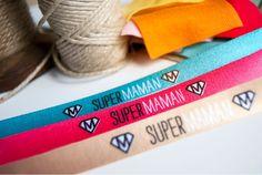 "Bracelet ""Supermaman"""