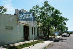 Alpine Texas Cafe: another stop perhaps on way to Big Bend...?