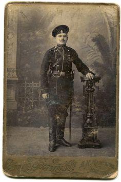 Нижний чин конвойной стражи, г. Иркутск.