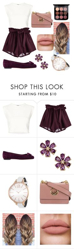 """""""Untitled #26"""" by miruna-ss ❤ liked on Polyvore featuring Puma, Salvatore Ferragamo, Calvin Klein and Fendi"""