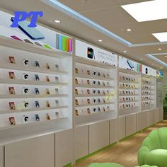 Design Shop, Mobile Shop Design, Store Design, Showroom Interior Design, Interior Design Services, Handy Shop, Accessories Display, Phone Accessories, Mobile Phone Shops